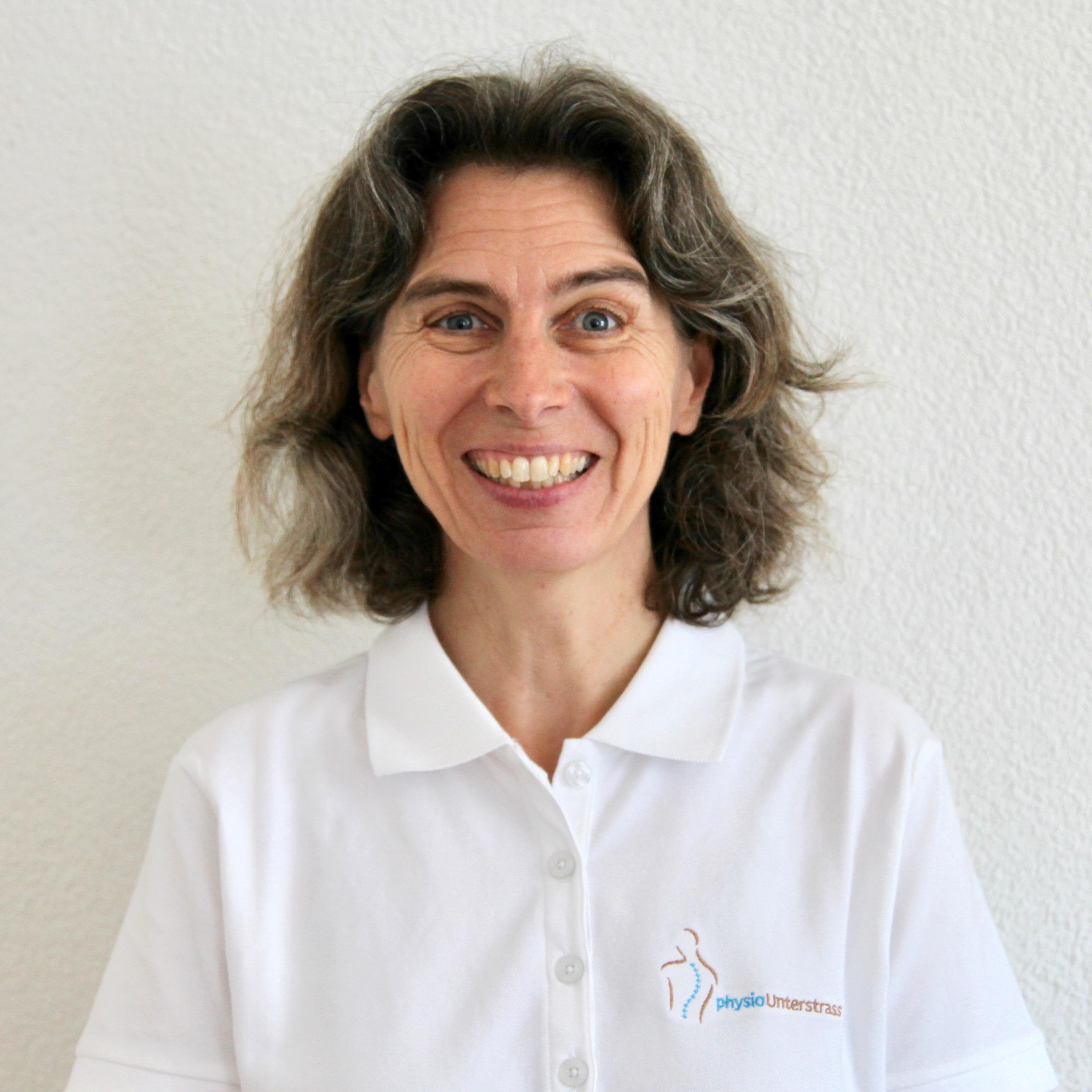 Cornelia Huber-Pfyffer, Physiotherapeutin Physioterapie Unterstrass Zürich, PhysioUnterstrass
