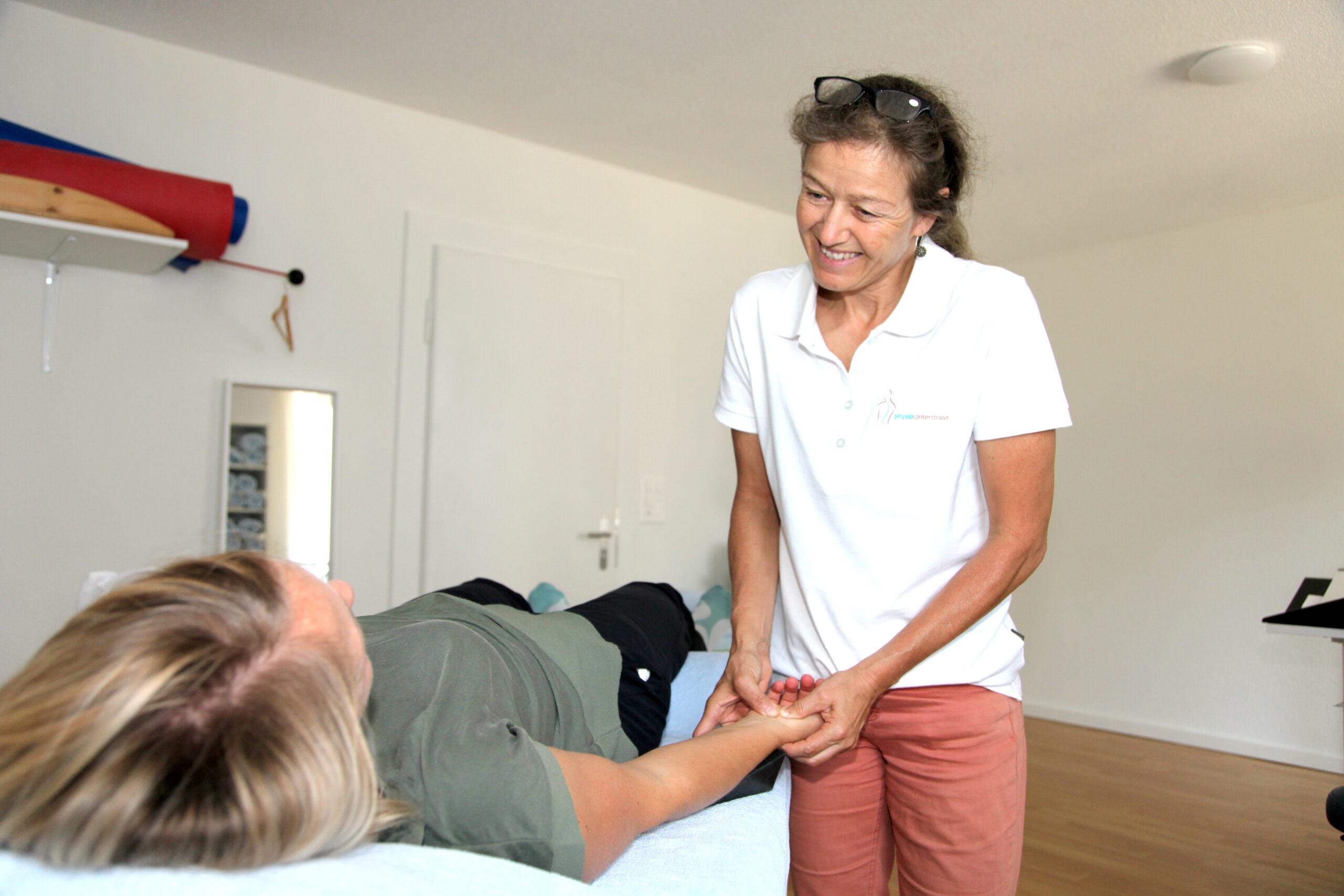 Physioterapie Unterstrass Zürich